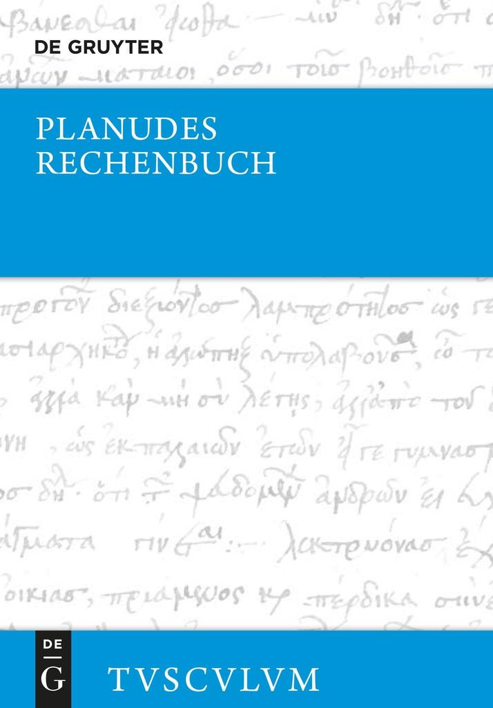 Planudes Rechenbuch